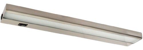 Leducm21Bn - 7 Watt Led Under Cabinet Light Strip, Brushed Nickel
