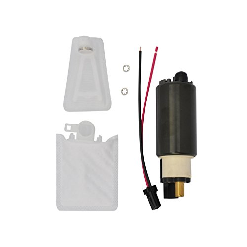 CUSTOM 1pc New Electric Intank Fuel Pump With Installation Kit For 96-07 Ford Taurus 96-05 Mercury Sable 00-04 Focus 97-03 Windstar 98-04 Mustang SAP2157 (Fuel Pump Ford Focus 2003 compare prices)