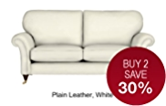 Salisbury Large Sofa - Leather