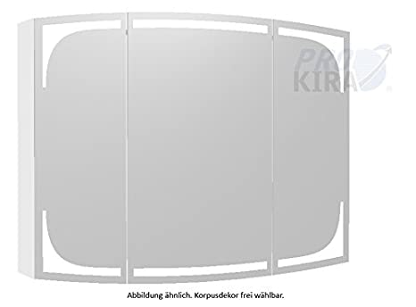 Simple Classic Mirror Cabinet Bathroom Furniture (S2 A439039), 90 cm