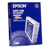 Epson Color Proofer 7000 - Original Epson C13T465011 / T465 - Cartouche d'encre Cyan Clair - 110 ml