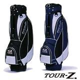 朝日ゴルフ TOUR-Z キャディバッグ ZC-7810 ブラック