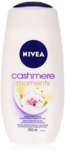 Nivea - Doccia Olio Crema, Estratti di Cashmere e Fragranza di Orchidea - 250 ml