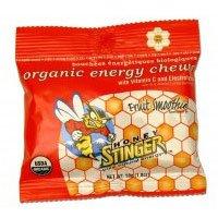 Honey Stinger Organic Energy Chews Fruit Smoothie, Fruit Smoothie 1.8 Oz(Case Of 12) front-113332