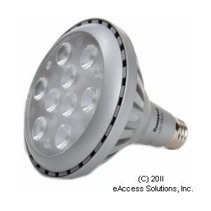 Honeywell Hwl1Fp3811301B 40-Degree 11-Watt 3000K Par38 Led Floodlight