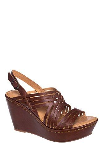 Neema Platform Wedge Sandal