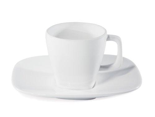 Karim Rashid Espresso Set- 6 Units (White)