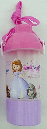Zak Disney Sofia Little Princess Rock N Sip N Snack Canteen-Brand New! - 1