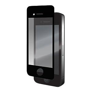 バッファローコクヨサプライ iBUFFALO iPhone 4用 液晶保護フィルム 気泡が入らないイージーフィット BSIPP6FE