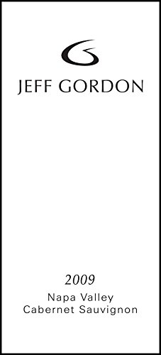 2009 Jeff Gordon Napa Valley Cabernet Sauvignon 750 Ml
