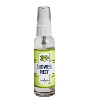 Eucalyptus Shower Mist back-82924