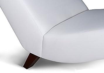 relaxliege liege faro wei liegesessel sessel wellnessliege dc233. Black Bedroom Furniture Sets. Home Design Ideas
