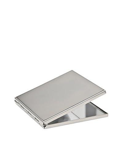 Godinger Plain Compact Mirror, Silver