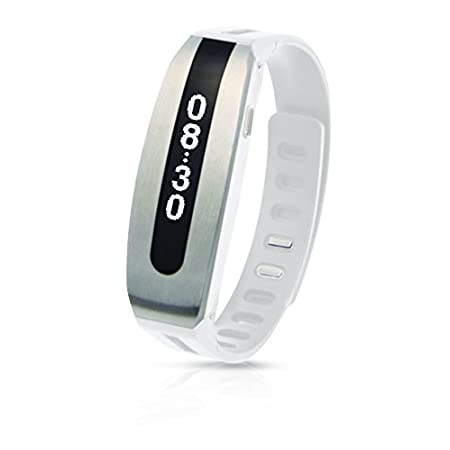 With the GOLiFE Care smart fit band you can monitor fitness, positive sleeping habits as well as stay on top of calls and messages. The Care smart band is exquisitely designed with a thinly made comfortable silicone band with a brushed metal face. Di...
