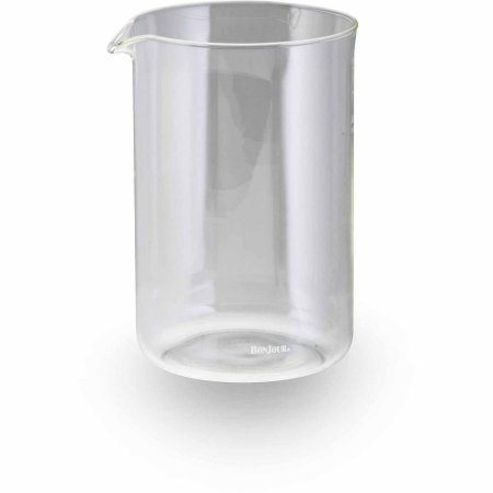 BonJour 53316 Ideal For Brewing Delicious Coffee and Tea 12-Cup Clear Replacement Glass (12 Cup Bonjour French Press compare prices)