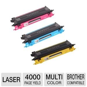 Brother Toner Cartridge, bundle