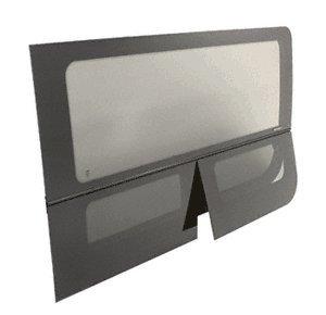 Crl 2007 oem design all glass look sprinter van t vent for All side windows