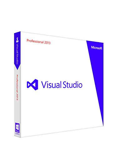 Microsoft Visual Studio Professional 2013  通常版