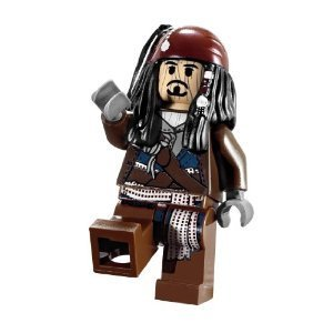 Lego 30132 Pirates of the Caribbean Jack Sparrow Mini Figure