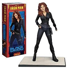 Black Widow (Iron Man) by Moebius (Black Widow Action Figure 12 Inch compare prices)