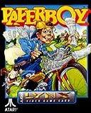 Paperboy Game for Atari Lynx