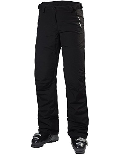 Helly Hansen 2016 Women's Legendary Tall Ski Pant - 65529 (Black - S)