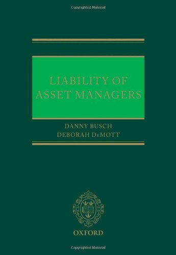 Liability of Asset Managers