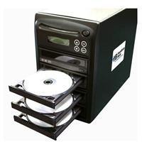 Hamilton 1 To 3 CD/DVD Duplicator - Hamilton HB123