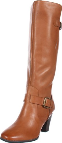 indigo by Clarks Women's Heath Skylark Knee-High Boot,Tan,10 M US