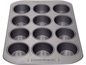 Farberware 52106 Nonstick Bakeware 12-Cup Muffin