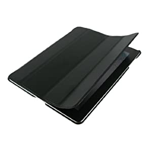 rooCASE Ultra Slim Case for iPad 2 - Black
