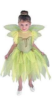 Tinkerbell Toddler Costume