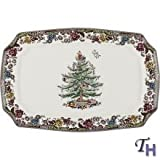 Spode Christmas Tree Grove Rectangular Platter