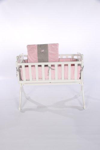 Horse Crib Set front-565430