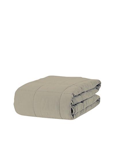 Mélange Home Vagabond Blanket, Taupe, Full/Queen