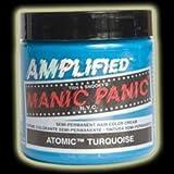 Manic Panic AMPLIFIED Atomic Turquoise Hair Dye
