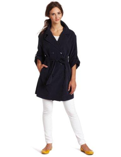 Bb Dakota Women'S Garnder Coat, Midnight, Medium
