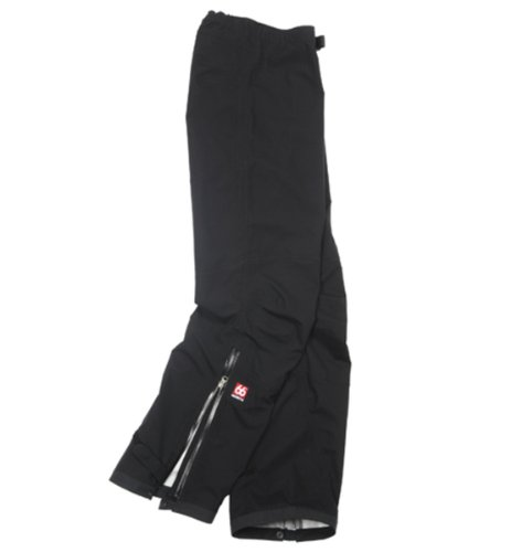 66 Degrees North Men'S Snaefell Pants, Black, Large