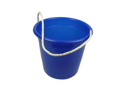 Romanoff Rope Pail:Blue