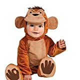 Child Funky Monkey Chimp Ape Jungle Animal Costume (12-18 months)