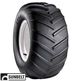 SUNBELT- Tire, Carlisle, Big Biters - AT 101 Chevron (24 x 12 x 12). Part No: B1TI272