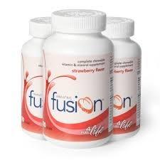 Bariatric Fusion Complete Chewable Multivitamin Strawberry Flavor 120 Ct.