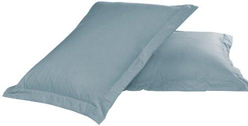 Blue King Cottonloft Colors Pillow Sham front-315202