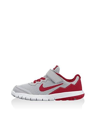 Nike Sneaker Flex Experience 4 (Psv) [Grigio/Rosso]
