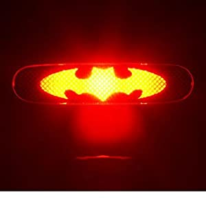 BATMAN CLASSIC - 3rd Third Brake Light Vinyl Decal Mask #1005 | Vinyl Color: Black from NS-FX