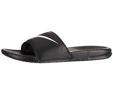 Nike Men's Benassi Swoosh Slide Sandal