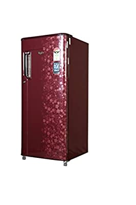Whirlpool 215 Icemagic Prm 4S Direct-cool Single-door Refrigerator (200 Ltrs, Wine Exotica)