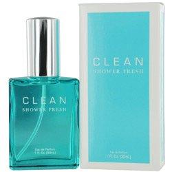 CLEAN SHOWER FRESH by Dlish EAU DE PARFUM SPRAY 1 OZ (Clean Perfume Shower Fresh compare prices)