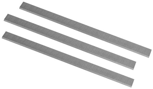 POWERTEC 128050 15-Inch HSS Planer Knives for Delta DC-380, Set of 3
