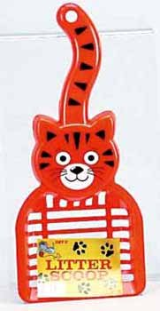 Cat-shaped Litter Scoop - 1